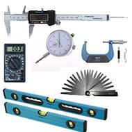Matavimo, testavimo įrankiai