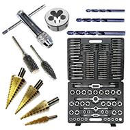 Metalo ir medžio apdirbimo įrankiai