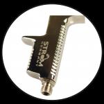 Dažymo pulverizatorius pneumatinis AB-17 Ø 1.4mm (AB-17P)