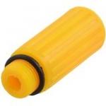 Plastmasinis alsuoklis-kamštukas kompresoriui V.036/8 (M10) (V.036/8)