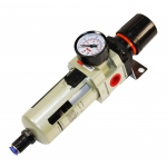 Oro srauto reguliatorius su  drėgmės filtru 1/2'', 4000 l./min (AW-4000-04D)