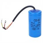 Paleidimo kondesatorius oro kompresoriui (CD60350UF)