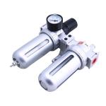 Oro srauto reguliatorius su drėgmės filtru ir tepaline 1/2'', 2000 l/min (SFC400)