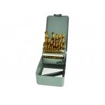 Gražtų rinkinys PROFI 1,5-13mm, 28d. metalui (G38235)