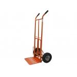 Transportavimo vėžimėlis 250kg, 400x300mm (oranžinis) (G71102)