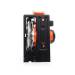 Akumuliatorinis diskinis pjūklas 136mm/18V (be pakrovėjo ir akumuliatoriaus) X-Series (KD1752)