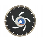 Deimantinis diskas 230x22,2x10 mm SEG.(juodas) (M08735)