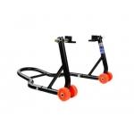 Stovas motociklui galiniam ratui (sustiprintas) (G02166)