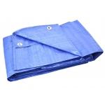 Tentas neperšlampamas 10x10m mėlynas +-5% (G01966)