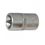 "Galvutė 1/2"" Е - tipo (Torx) E24, L=38 mm (54624)"