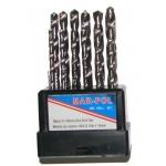 Grąžtų rink. HSS 1.0-10.0mm (M22300)