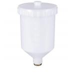 Plastikinis bakelis pulverizatoriui, 600ml (HW-0.6NC)
