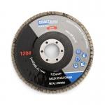 Šlifavimo diskas lapelinis 125mm P100 (KD968)