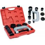 Įrankių rinkinys guolių ir įvorių montavimui (M66770)
