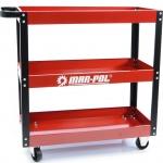 Įrankių vežimėlis 3 stalčių (M66604)