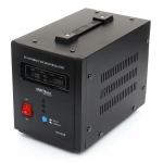 Įtampos stabilizatorius vienfazis 230V 2000VA (KD1926)