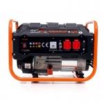 Benzininis vienfazis generatorius 3500W 12/230V (KD160)
