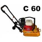 Trambavimo agregatas C60 60kg (M79520)