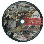 Pjovimo diskas 230x22.2x1.9mm RAPID (M08255)