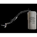 Paleidimo kondensatorius elektros varikliui 250MF, 250V, 50/60Hz, 10/55/10 (CD60250UF)