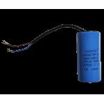 Kondensatorius darbinis elektros varikliui CBB60, 50ΜF, 450V AC, 50/60Hz (CBB60U)