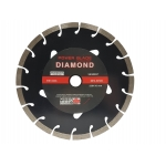 Pjovimo diskas deimantinis 230x10x22.2mm POWER BLADE (M08530)