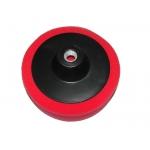 Poliravimo kempinė 150*50mm (raudona) (M07912)