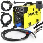 Suvirinimo pusautomatis IGBT 330 3in1 MIG/MAG/MMA/TIG (M79365)
