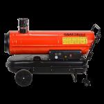 Dyzelinis šildytuvs su degimo produktų nuvedimu ir termostatu 30kW (KD711)